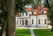 Golden Afternoon 2017 in President's Manor House in Zgłobice